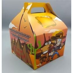 Box simple Cowboy