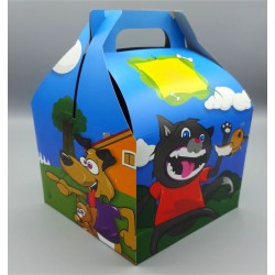 Box simple Animo