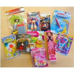 Pack de 100 jouets