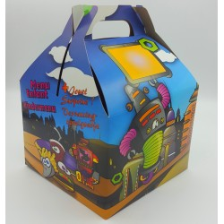 Box simple Robots